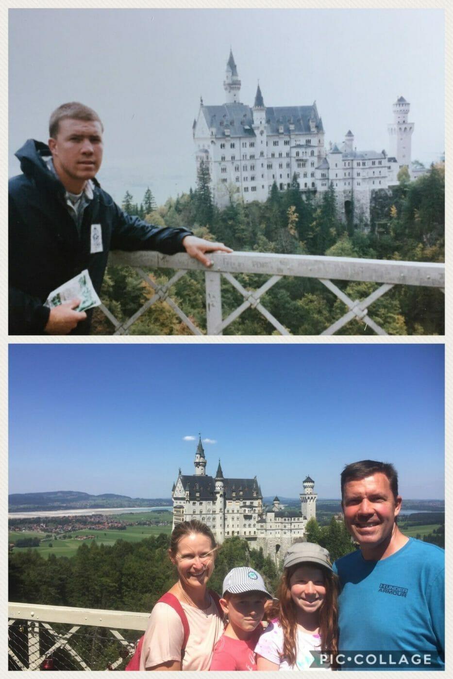 JP (re)visits the German castle