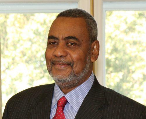 Maalim Seif Sharif Hamad